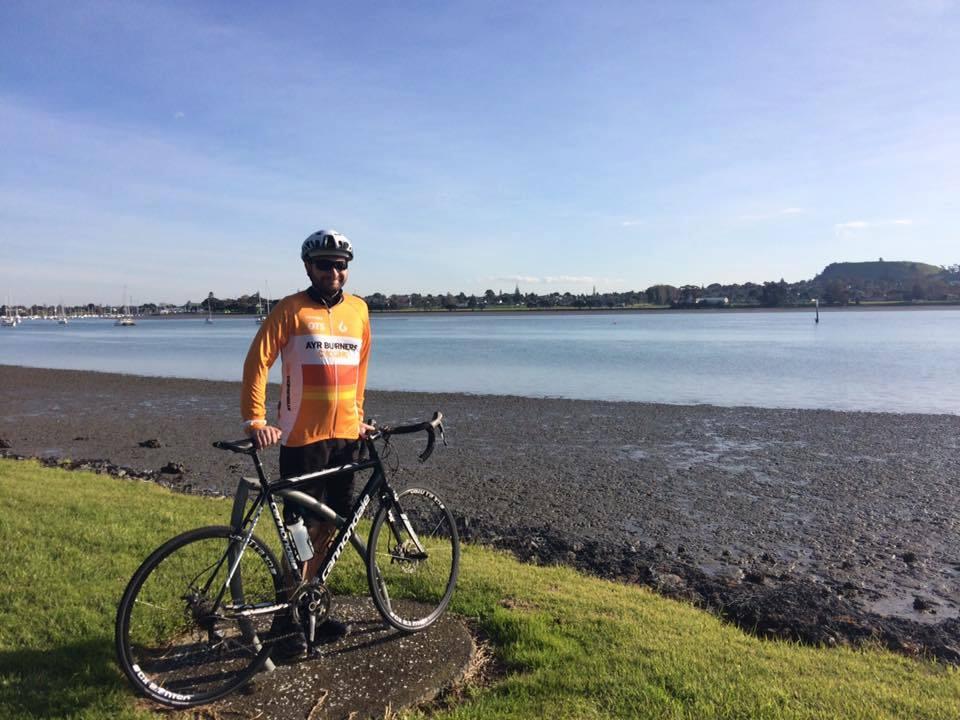 Auckland Burner - Martin Y