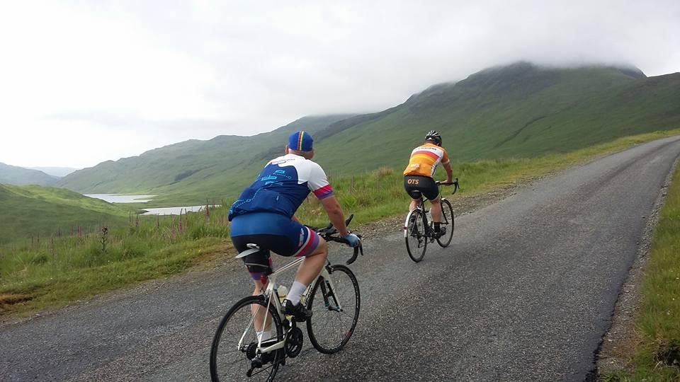 Prestwick Cycle Challenge - JPB
