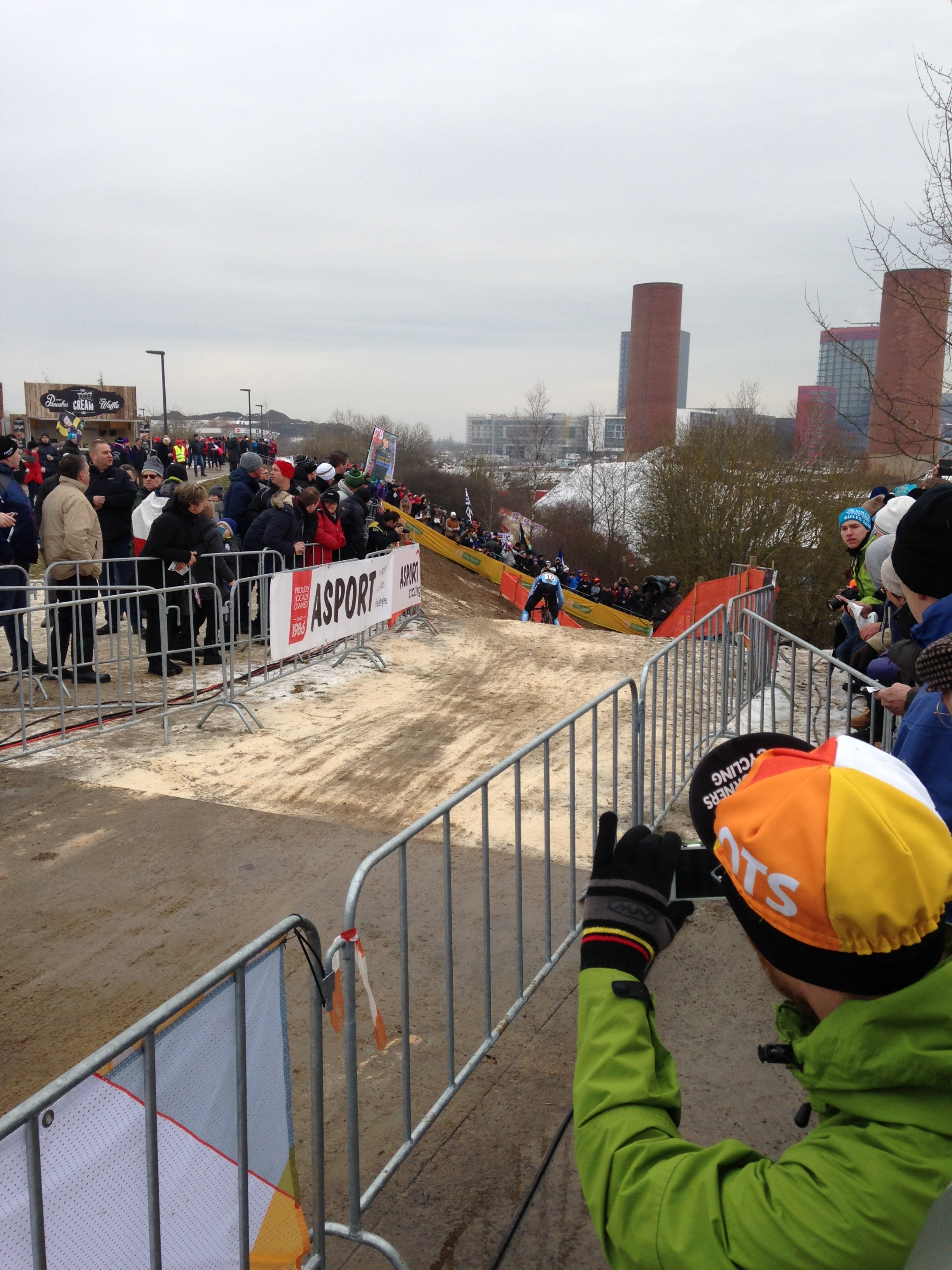 CJG - JP at Bieles CX Worlds