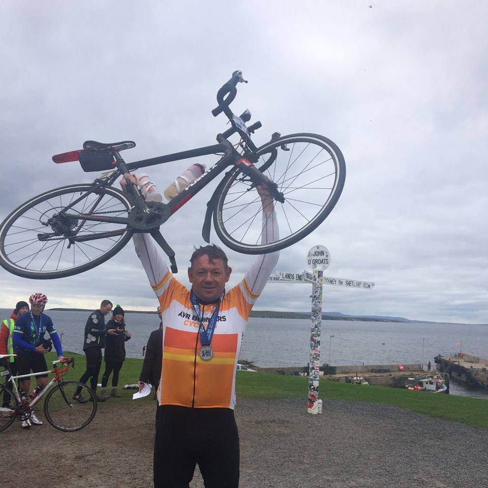 John Duncan's Ride Across Britain